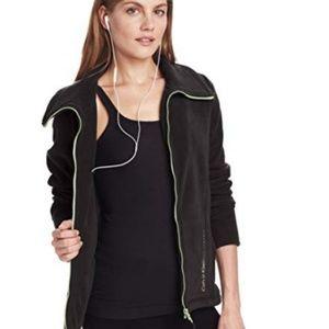 Calvin Klein performance fleece jacket size small
